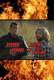 Steven Seagal v Justin Lee Collins