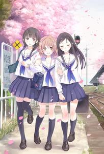 Hanasaku Iroha: Blossoms for Tomorrow