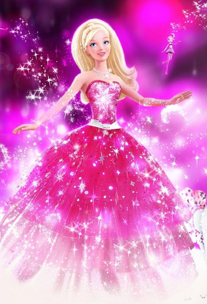 Барби картинки анимация