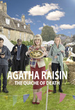 Agatha Raisin The Quiche Of Death