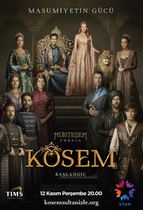 Magnificent Century: Kosem