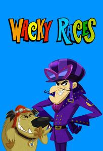 wacky races 2017 characters