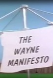 The Wayne Manifesto