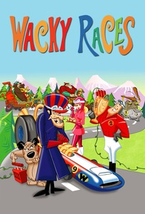 Wacky Races Deutsch