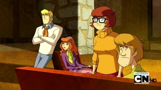 scooby-doo mystery inc. the grasp of the gnome