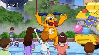 TV Time - Digimon Xros Wars S02E21 - The Amusement Park of
