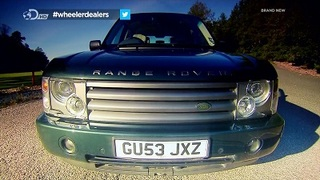 Tv Time Wheeler Dealers S10e03 Range Rover Vogue Tvshow Time