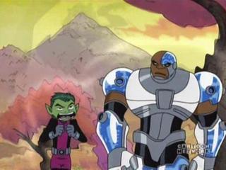 TV Time - Teen Titans S01E06 - Nevermore (TVShow Time)