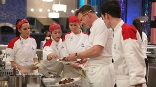 Tvshow Time Hell 39 S Kitchen Us S15e10 9 Chefs Compete