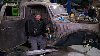 tv time car sos s05e09 austin tilly truck tvshow time. Black Bedroom Furniture Sets. Home Design Ideas