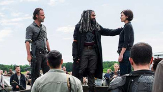 The Walking Dead Season 7 Episode 16 Review: The First Day of the Rest of Your Life - TV Fanatic