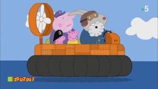 Tv Time Peppa Pig S05e41 Grampy Rabbit 039 S Hovercraft Tvshow