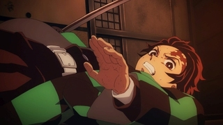 TV Time - Demon Slayer: Kimetsu no Yaiba S01E13 - Something More