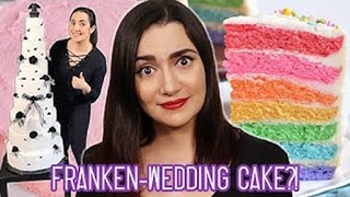 Tv Time Safiya Nygaard S03e20 Baking A Wedding Cake With Every Possible Cake Flavor In It Tvshow Time