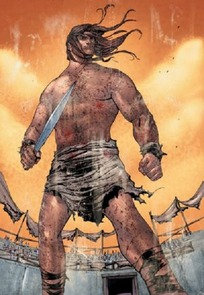 Spartacus: Blood and Sand - The Motion Comic