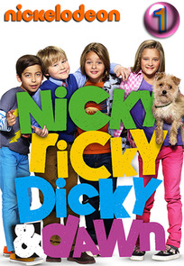 nicky ricky dicky dawn
