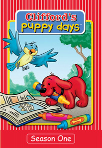 Clifford's Puppy Days