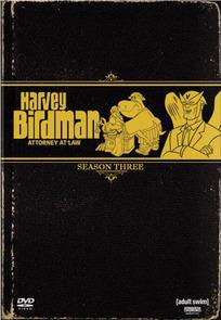Harvey Birdman, Attorney at Law