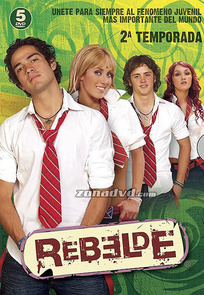 TV Time - Rebelde (TVShow Time)